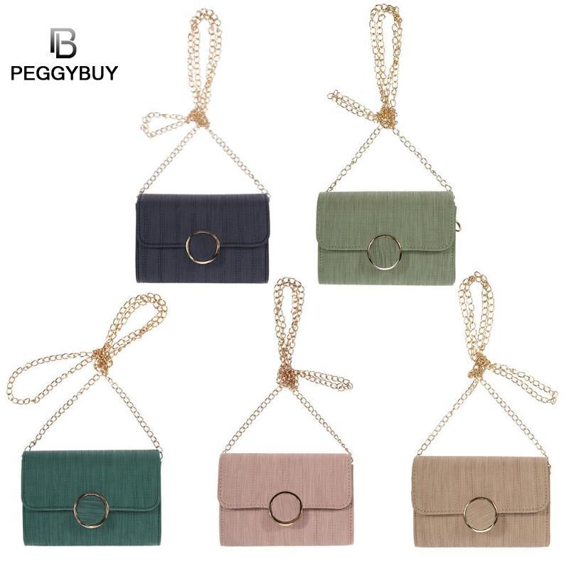 Metal straps Shoulder Bag Woman Messenger Bags Lady Fashion Leather Magnet Hook Open Crossbody Bags