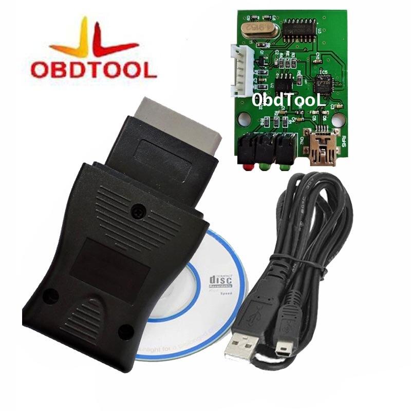 Para Nisan Con... tado PARA USB Interface de Diagnóstico OBD2 NS CO-N--SULT usb 14 pin Frete Grátis 1 pçs/lote