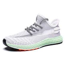 Original Mesh Air Sneakers Lace-up Walking Shoes Breathable Lightweight Casual Running Sneakers Tenis Footwear lace up flatform mesh sneakers