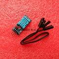 20 шт. DHT11 Температура и Относительная Влажность Модуль Датчика С Кабелем для Arduino