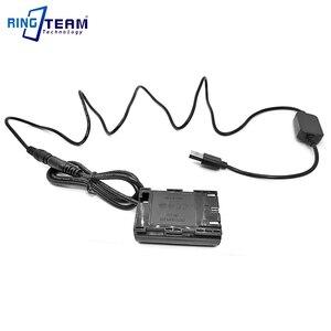 Image 3 - LP E6 DR E6 ACK E6 DC USB محول المقرنة كيت لكانون كاميرات EOS 5D علامة II III 5D2 5D3 6D 7D 7D2 60D SLR كاميرا
