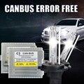 C3 canbus ESCONDEU kit xenon H11 Super fino de alta qualidade 35 W HID xenon Kit H8 H9 H11 resolver carros aviso de erro com kit hid xenon h8