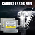 H11 xenon Super slim high quality canbus HID kit C3 35W HID xenon Kit H8 H9  H11 solve cars error warning with xenon hid kit h8