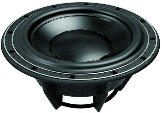 2PCS Original HiVi D8.8+ 8'' Subwoofer Speaker Driver Unit Casting Aluminum Basket PP Cone 8ohm 150W D242mm Round