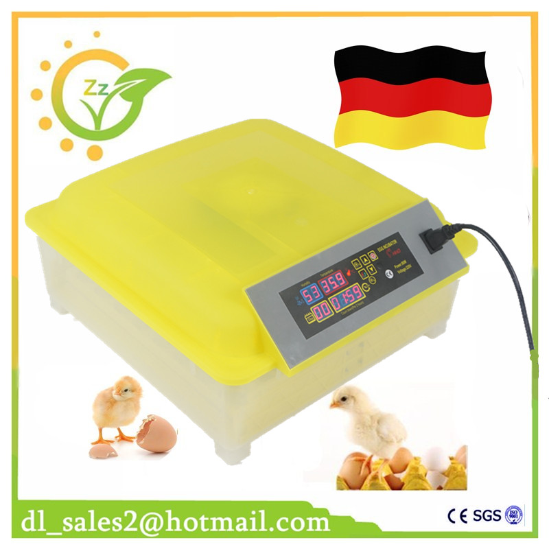 Incubating Chickens Ducks Geese Digital Temperature Controller For Automatic Hatching Egg Incubator Turner 48 Eggs temperature controller digital temperature controller for incubator 48 48 70mm spg 6000