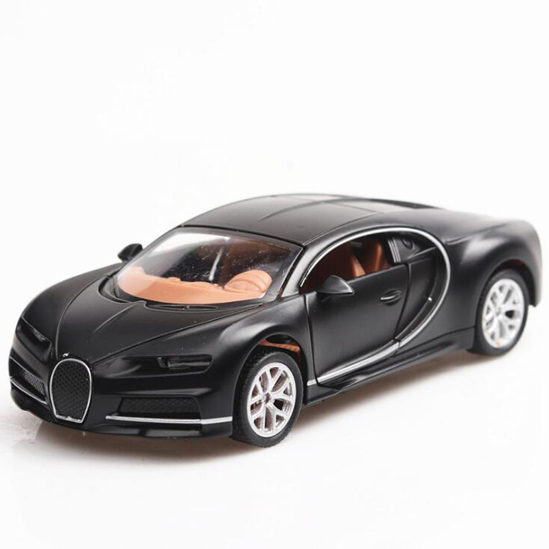 1/36 Scale Super Run Cool Style Toy Hot Sale Car Bugatti
