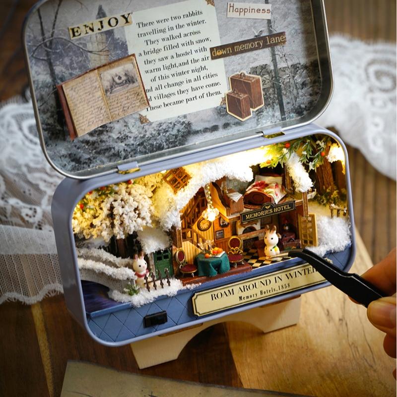 Diy-Miniature-Wooden-Doll-House-Furniture-Kits-Toys-Handmade-Craft-Miniature-Model-Kit-DollHouse-Toys (2)