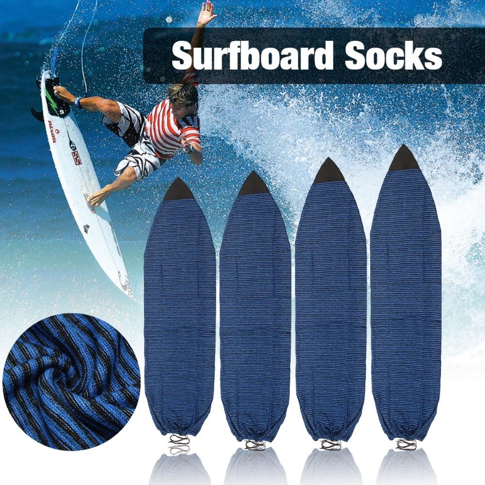 Surf Sup Board Bag Wakeboard Socks Water Sports Surfboard Socks Cover Surf Board Protective Bag Storage For Shortboard Surfing