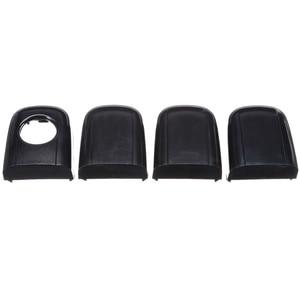 Image 4 - 8 pièces poignée de porte gauche et droite embout avec joint poignée capuchon Kit pour Peugeot 307 pour Citroen C2 C3