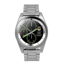 G6 originales Reloj Inteligente Bluetooth 4.0 Monitor Del Ritmo Cardíaco Gimnasio Rastreador de Llamadas SMS Recordatorio Cámara Remoto para Android iOS