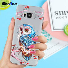 for Samsung Galaxy S5 S6 S7 Edge S8 S9 Plus Note 8 A3 A5 A8 2016 2017 2018 J3 J5 J7 Prime Case For iPhone X 8 5 5S 6 6S 7 Plus(China)