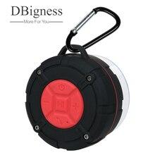Dbigness Bluetooth Динамик Водонепроницаемый Напольные колонки Портативный Динамик звук Системы ультра бас музыке стерео аудио MP3-плееры