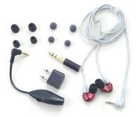 Brand SE535 Hi Fi Stereo Headset SE 535 In Ear Earphones SE 215 Separate Cable Headset