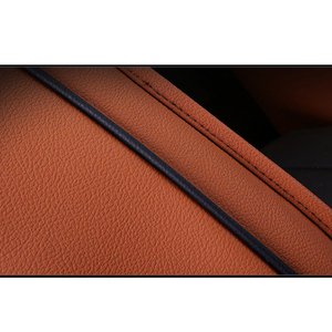 Image 3 - kokololee custom real leather car seat cover for Dodge Caliber Avenger JOURNEY Challenger Automobiles Seat Covers car seats