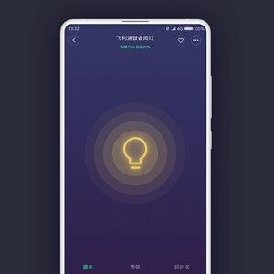 Image 5 - 도매 원래 Youpin 스마트 통 Wifi Mi 홈 App 원격 제어와 함께 작동 화이트 & 따뜻한 빛 스마트 변경 빛