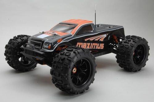 DHK 8382 Maximus 1/8 4WD Brushless Monster Truck KIT