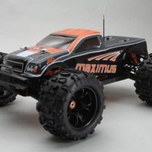 DHK 8382 Maximus 1/8 4WD RC Monster Truck Kit Frame without any electric parts