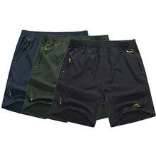 Шорты мужские быстросохнущие, дышащие уличная спортивная одежда, штаны для альпинизма, походов, бега, кемпинга, VA100, 8XL, на лето