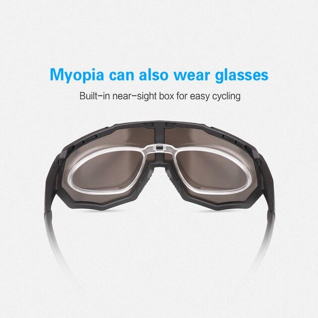 Óculos polarizados para ciclismo uv400, óculos de sol esportivo masculino para corrida e ciclismo de montanha, estrada, mtb, X-TIGER 5