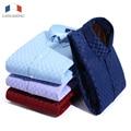 Langmeng 2015 Velvet Winter Men Thermal Brand Men dress Shirts Long Sleeve Casual Thicken Shirt camisa masculina chemise homme