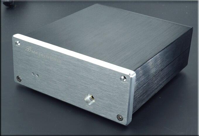 Haut de gamme ESS9018 XMOS Asynchrone DAC USB SU3 ES9018 DAC Soutien DSD/PCM 32BIT 384 k Et Casque sortie