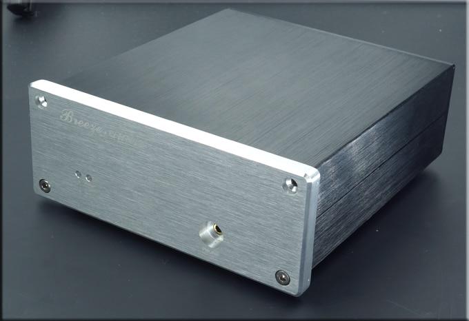 High-end ESS9018 XMOS Asincrono USB DAC ES9018 DAC SU3 Supporto DSD/PCM 32BIT 384 K E Cuffie uscita
