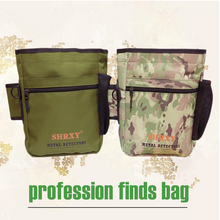 Metal Detecting Finds Bag Multi purpose Digger Pouch for PinPointer at Xp Pointer Detector Waist Pack