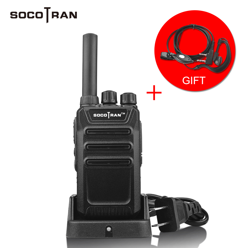 SOCOTRAN SC-508 UHF 400-470MHz mini Two way Radio scrambler VOX handheld walkie talkie radio with Torch + EarpieceSOCOTRAN SC-508 UHF 400-470MHz mini Two way Radio scrambler VOX handheld walkie talkie radio with Torch + Earpiece