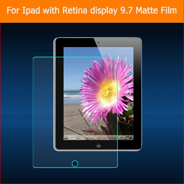 Best Quality Anti-Glare Matte Protector Film For IPad With Retina Display 9.7