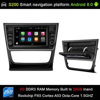 Android 8.0 system PX5 Octa 8 Core CPU 2G Ram 32GB Rom Car DVD Radio GPS Navigation for VolksWagen VW Gol 2013 2015
