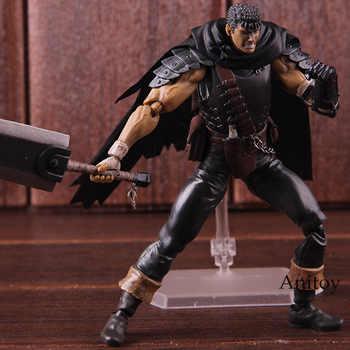 Figma 359 Berserk Guts Black Swordsman Ver. Repaint Edition PVC Guts Figure Action Collectible Model Toy - SALE ITEM Toys & Hobbies