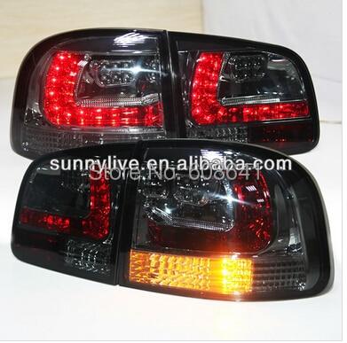 Pour VW Touareg LED feu arrière 2003-2009