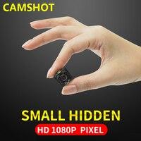 2017 New Style 1080P Small Mini Camera 12MP Infrared Night Vision HD Sport Digital Micro Endoscope