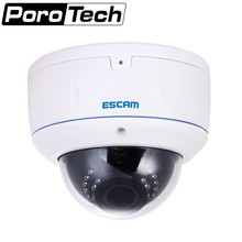 Full HD 1080P 1/3″ CMOS 2.8-12mm Vari-focal lens Infrared Onvif Waterproof Indoor Dome Network IP Camera