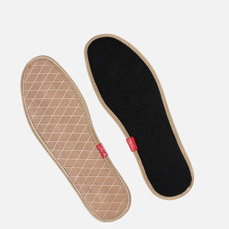 Charcoal Insole 14 Magnet Massage Foot Acupoint Magnetic Therapy Insoles Odor proof Absorb Sweat And Breathe Freely in Massage Relaxation from Beauty Health