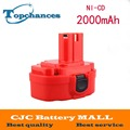 Alta Qualidade 12 V 2000 mAh Ni-CD Bateria para Makita PA12 Substituição da Bateria Ferramenta de Poder para Makita 1220 1222 1233 S 1233SB