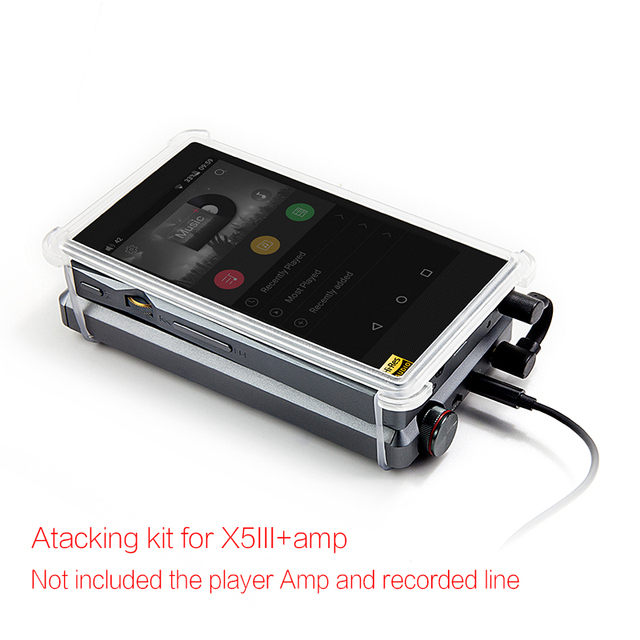 Fiio Stacking kits for X5III amp