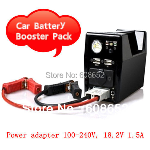 Wholesale(quality)USB output:1000mA+2000 mA lithium iron phosphate power battery12Velectric car-rechargeable lithium ion Battery