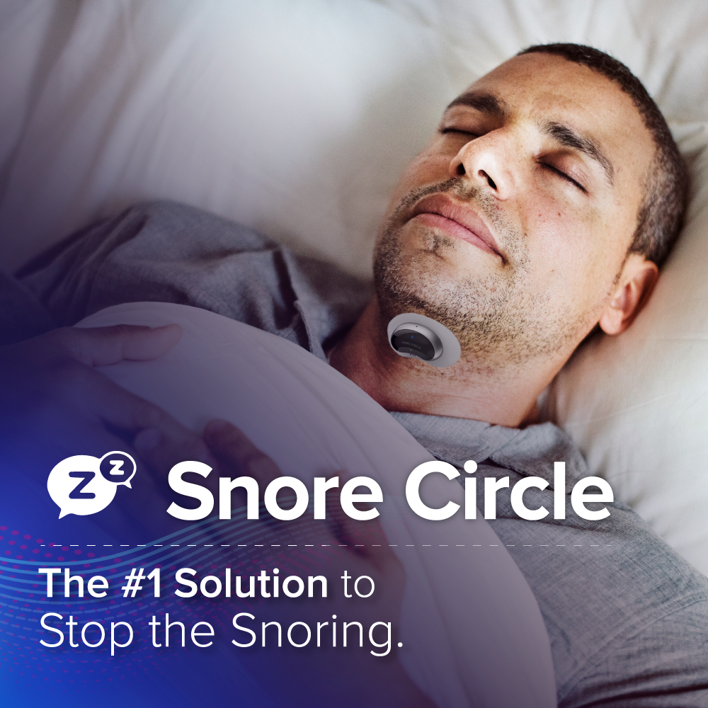 Snore stopper Anti Snore Prevents Smart Anti-Snoring Muscle Stimulator Comfortable Sleep Snoring Solution prevent Sleep Apnea title=