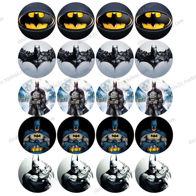 Edible Lego Batman Cake Topper