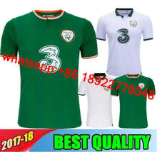 2018 World Cup Ireland soccer jerseys Republic of Ireland jersey 2018 World  Cup Ireland KEANE Daryl aec95b65f