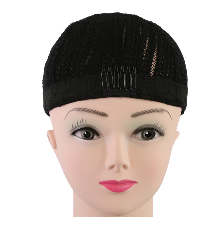 1pcs Cornrows Hair Wig Cap Easier To Sew In With