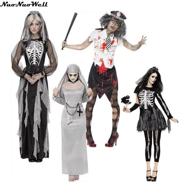 Halloween esqueleto femenino del partido del Carnaval de la ...