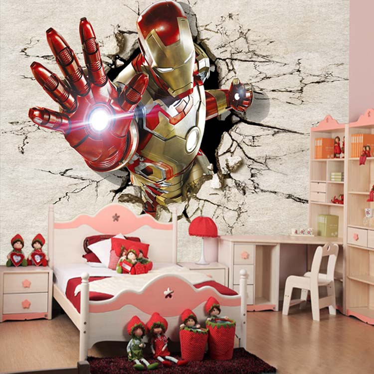 Iron Man Room Decor Modelismo hldcom
