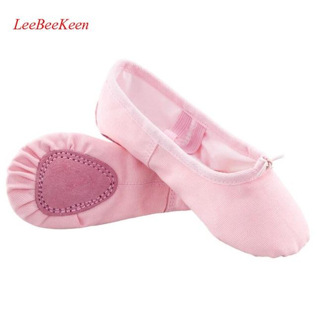 cb769d679c8 Chaussons de Ballet professionnels rose noir Camel Nude chaussures de  Ballet F femme