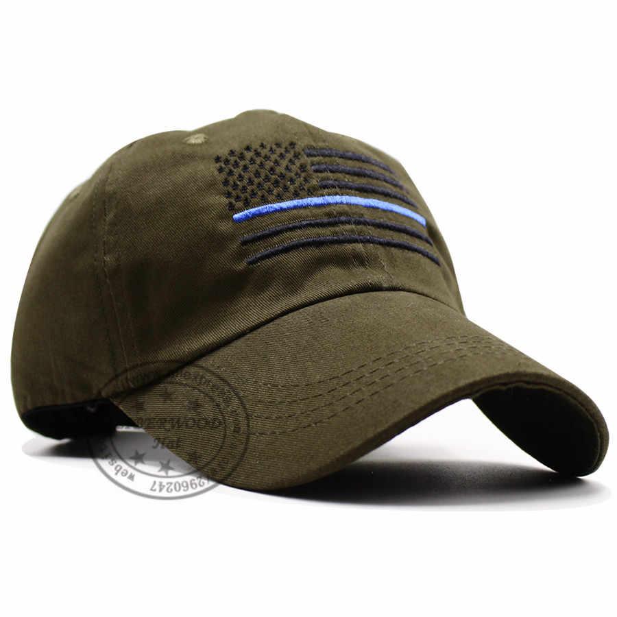 ... LIBERWOOD American Flag Thin Blue Line Low Profile Tactical Hat Cap For Police  Law Enforcement Blue ... 3015908d6441