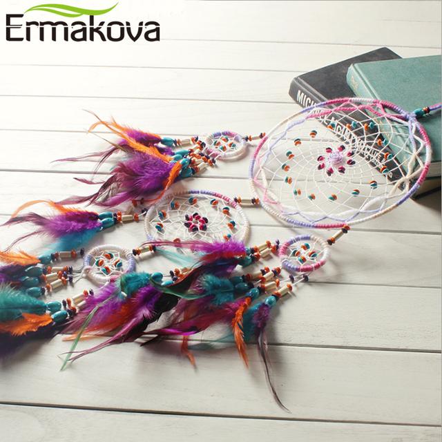 Colorful Handmade Dream Catcher