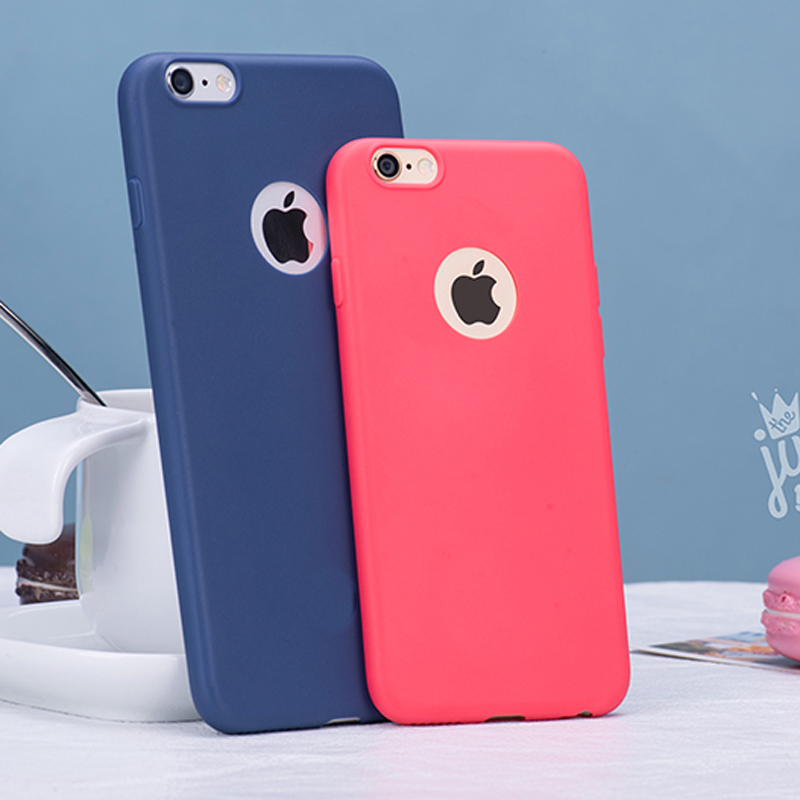 coloured rubber iphone 6 case