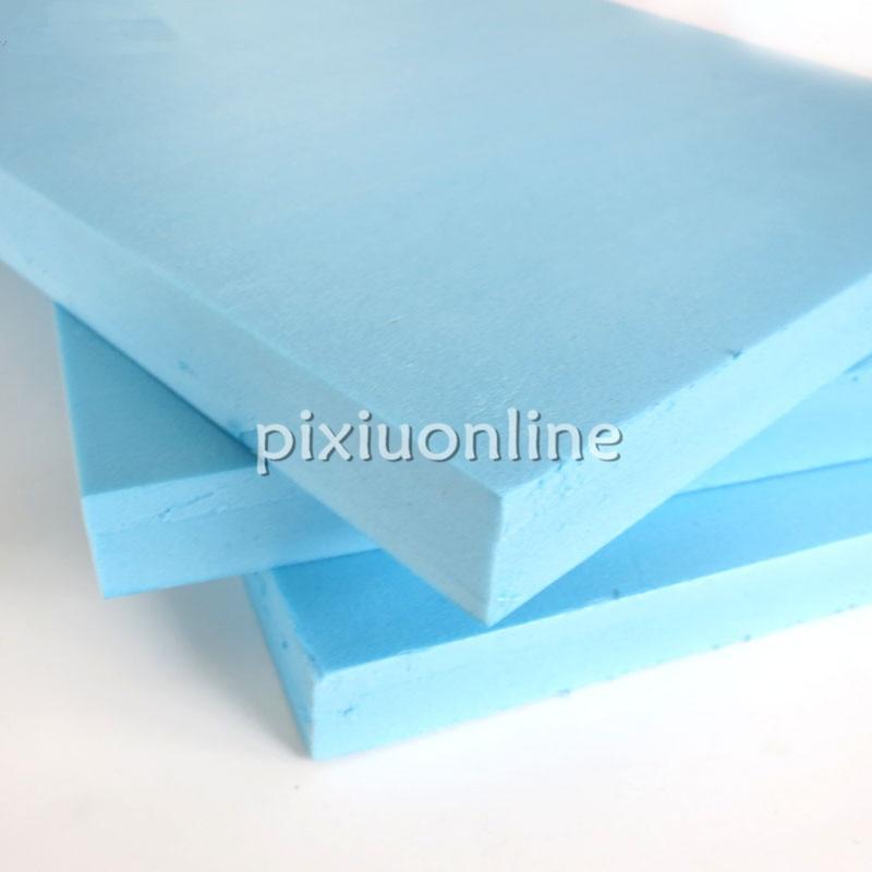 J073b Intensify Extruded Foam Board Blue Color DIY Boat Hull Landscaping Building Blocks karya 050 073 визитница karya