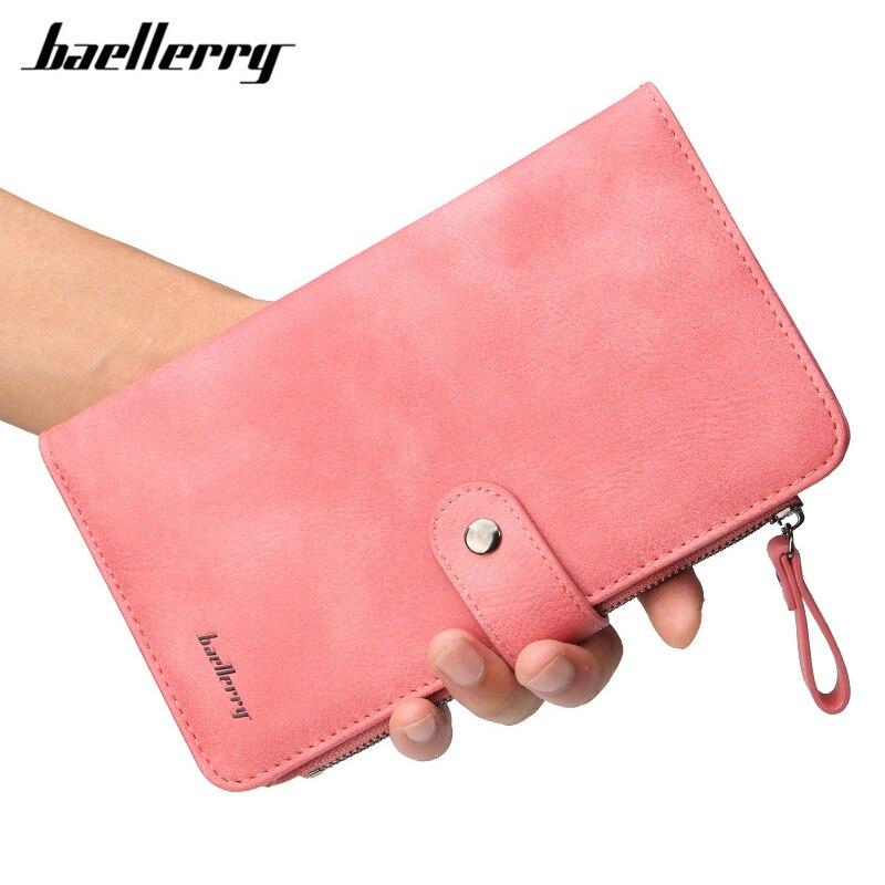 e58a36a173 Wallet Women Purse Card Holder Long Wallets Female Women s Clutch Phone  Pocket Coin Purse Big Capacity Lady Wallet Carteras 20cm